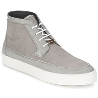 Shoes Men Hi top trainers McQ Alexander McQueen CHUKKA CHRIS Grey