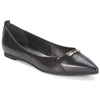Shoes Women Flat shoes McQ Alexander McQueen 375371 Black