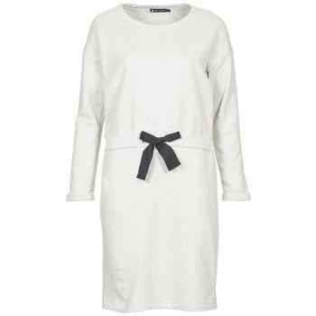 Clothing Women Short Dresses Petit Bateau 10630 Grey