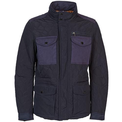 Clothing Men Jackets Napapijri AVEGA Marine