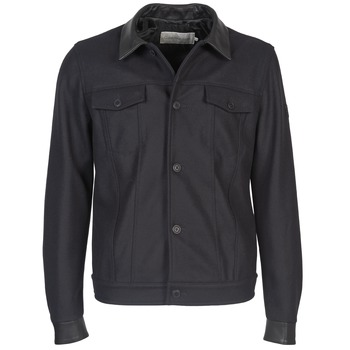 Clothing Men Jackets Calvin Klein Jeans JM0007 Marine