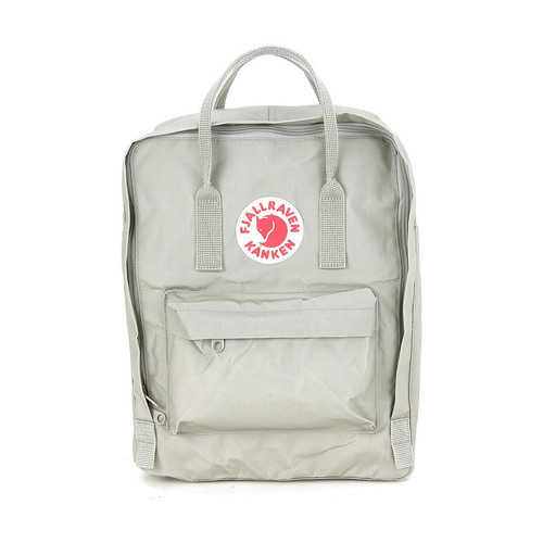 Bags Men Rucksacks Fjallraven Zaino Kånken by  Putty Grey