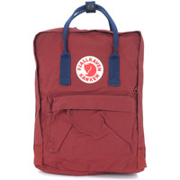 Bags Men Rucksacks Fjallraven Kånken by  red and blue backpack Red