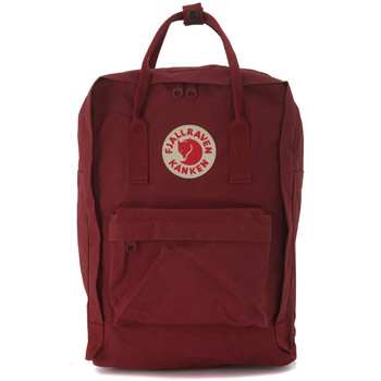 Bags Men Rucksacks Fjallraven Kånken by   bordeaux backpack Red