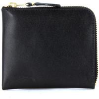 Bags Women Wallets Comme Des Garcons Comme Des Garçons black leather wallet Black