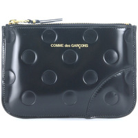 Bags Women Purses Comme Des Garcons inblack calf leather Black