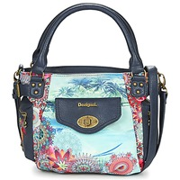 Bags Women Handbags Desigual MCBEE MINI KOTAO Blue / MARINE