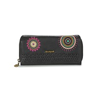 Bags Women Wallets Desigual MARIA SUZIE Black