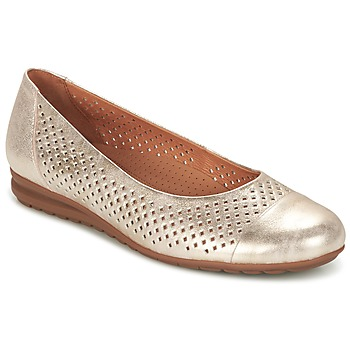 Shoes Women Flat shoes Gabor ELASSY Gold