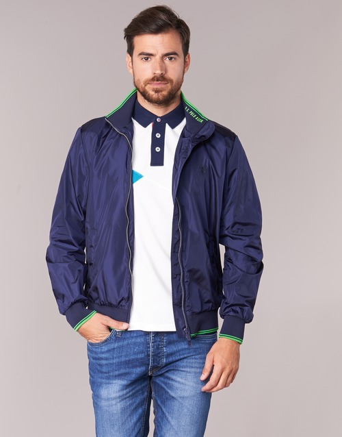 Clothing Men Jackets U.S Polo Assn. SHARK Marine