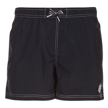 Clothing Men Trunks / Swim shorts U.S Polo Assn. USPA SWIM TRUNK MED Black