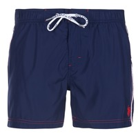 Clothing Men Trunks / Swim shorts U.S Polo Assn. AXEL SWIM TRUNK MED Marine
