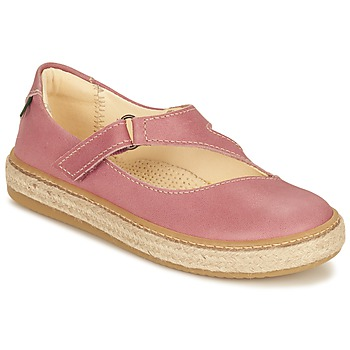 Shoes Girl Flat shoes El Naturalista JASPER Pink
