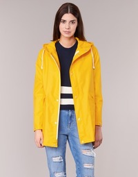 Clothing Women Parkas Loreak Mendian BUSTI Yellow