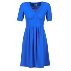 Clothing Women Short Dresses Loreak Mendian LOLI Blue