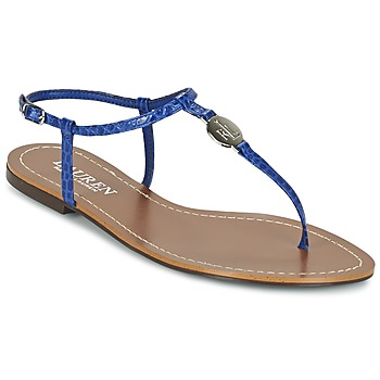 Ralph Lauren  AIMON SANDALS CASUAL  womens Flip flops  Sandals (Shoes) in Blue