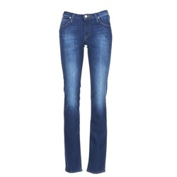 Clothing Women Straight jeans Lee MARION STRAIGHT Blue / Medium
