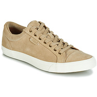 Shoes Men Low top trainers Polo Ralph Lauren GEFFREY Camel