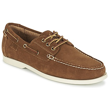 Shoes Men Boat shoes Ralph Lauren BIENNE II NEW / Snuff