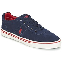 Shoes Men Low top trainers Polo Ralph Lauren HANFORD Marine