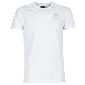 Clothing Men short-sleeved t-shirts Hackett VEZINO White