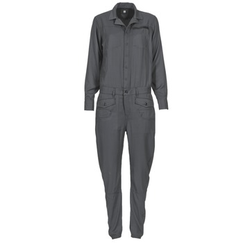 Clothing Women Jumpsuits / Dungarees G-Star Raw MT ARMY RADAR Grey