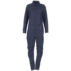 Clothing Women Jumpsuits / Dungarees G-Star Raw STALT 3D Blue / Raw