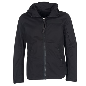 Clothing Men Jackets G-Star Raw BATT HDD Black