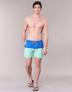 Clothing Men Trunks / Swim shorts Gant CUT & SEWN SWIM SHORT Green / Marine