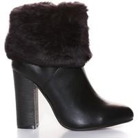Shoes Women Ankle boots Cassis Côte d'Azur Cassis Côte d' azur Bottine Wallace Noir Black
