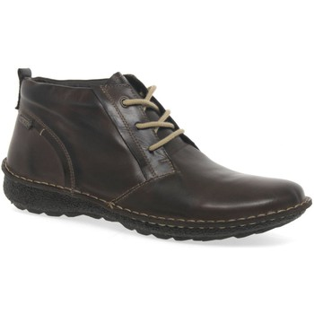 Mid boots Pikolinos Chile Mens Leather Lace Up Ankle Boots