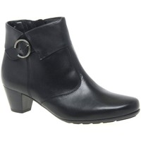 Shoes Women Ankle boots Gabor Cougar Womens Ankle Boots black