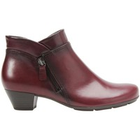 Shoes Women Ankle boots Gabor Emilia Womens Ankle Boots red