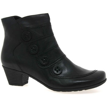 Shoes Women Ankle boots Gabor Georgie Womens Ankle Boots black