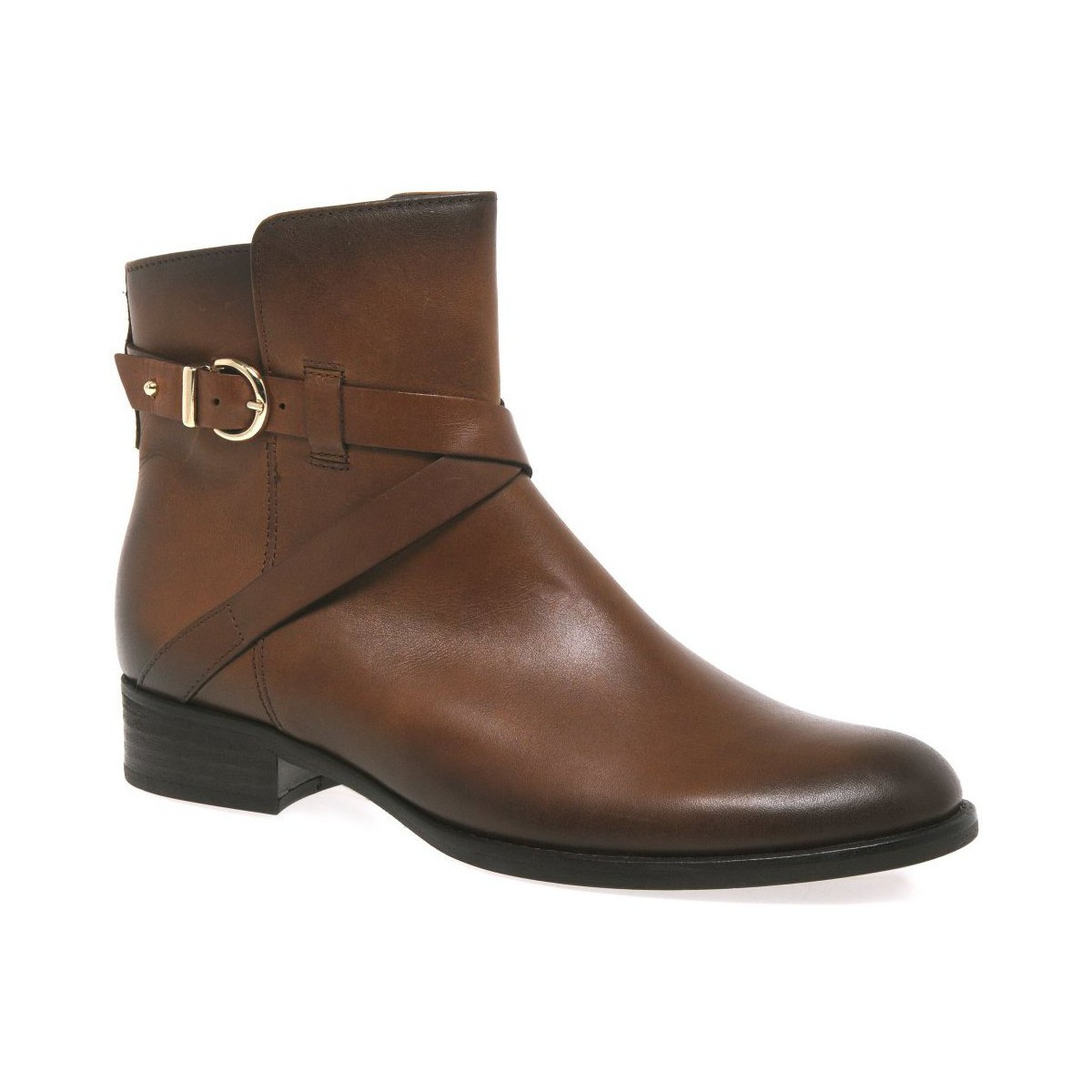 gabor nightingale womens ankle boots brown shoes ankle