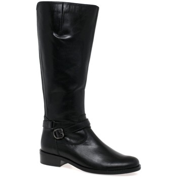 Shoes Women High boots Gabor Lucky Womens Long Boots black