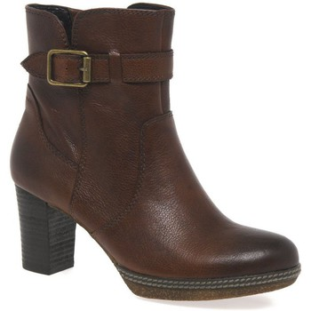 Shoes Women Ankle boots Gabor Simmons Womens Ankle Boots brown