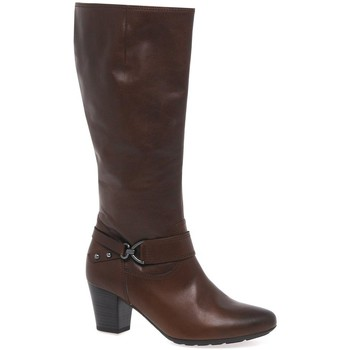 High boots Gabor Rosheen Womens Wide-Fitting Long Boots
