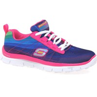 Low top trainers Skechers Pretty Please Girls Sports Shoes