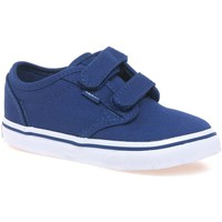 Low top trainers Vans Atwood V Boys Toddler Canvas Plimsolls