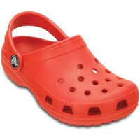 Clogs Crocs Classic Kids Red Clogs