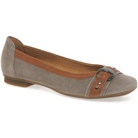 Flat shoes Gabor Indiana Womens Casual Pumps