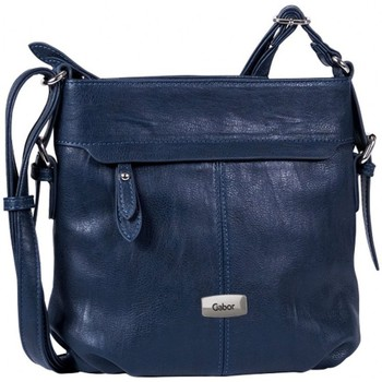 Bags Women Shoulder bags Gabor Lisa Womens Messenger Handbag blue