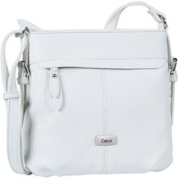 Bags Women Shoulder bags Gabor Lisa Womens Messenger Handbag white