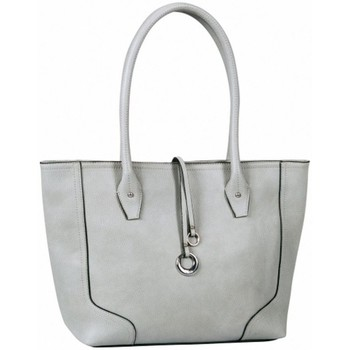 Bags Women Shopping Bags / Baskets Gabor Talia Womens Shoulder Bag grey