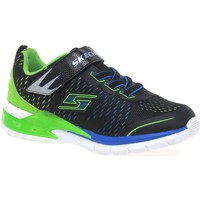 Low top trainers Skechers Lava Arc Lights Boys Sports Trainers