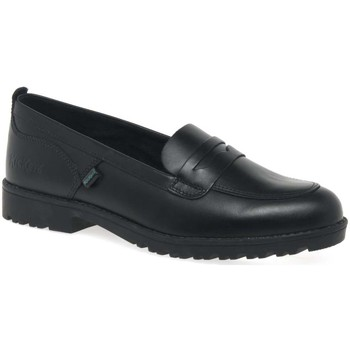 Loafers Kickers Lachly Loafer Girls Slip On School Shoes