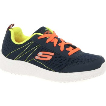 Low top trainers Skechers Burst Second Wind Lace Boys Sports Trainers