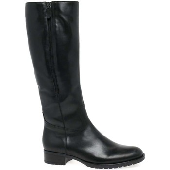 Shoes Women High boots Gabor Louisa M Womens Long Boots black