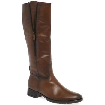 Shoes Women High boots Gabor Louisa M Womens Long Boots brown